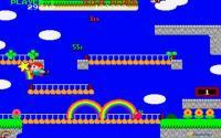 Use rainbows as stairs