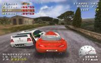 Being side-swiped by a WRC car