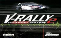 Cover box art for the Rally game