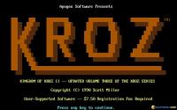 Kingdom of Kroz II download