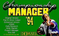 Championship Manager 1994 download