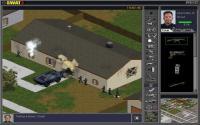 Ram raiding a suspect building