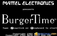 Burger Time download