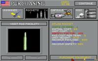 Buying screen
