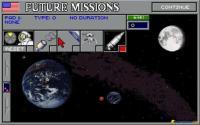 Setting missions