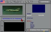 Training screen