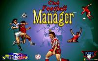 Club Football: The Manager download