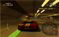 Speeding in the tunnel