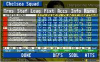 Championship Manager: End of Season Edition pc game