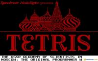 Tetris (1987, Spectrum Holobyte) download