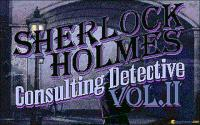 Sherlock Holmes: Consulting Detective Vol. 2 download