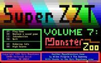 Super ZZT download