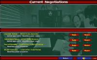 Players negotiations