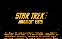 Star Trek: Judgment Rites (CD-ROM Edition) download