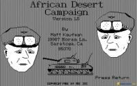 African Desert Campaign download