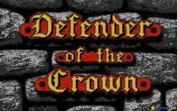 Defender of the Crown (EGA version) download