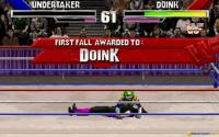 First fall awarded to Doink