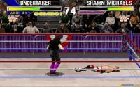 Now Shawn Michaels is down!