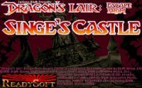 Dragon's Lair: Escape from Singe's Castle download