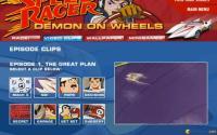Video clips menu