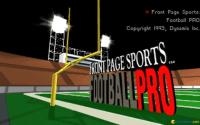 Front Page Sports: Football Pro download