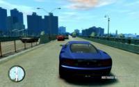 Cruising around town