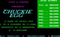 Chuckie Egg download