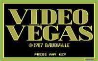 Video Vegas download