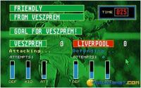 Goal for Veszprem!