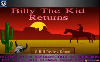 Billy The Kid Returns! download