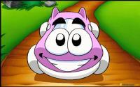 Putt-Putt smile