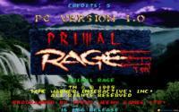 Primal Rage download