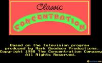 Classic Concentration download
