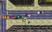 Heavy traffic in Liberty city