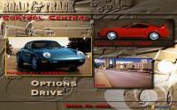 Car selection, Porsche and Toyota