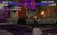 Tanya vs Kai: 21% damage