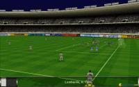 Corner kick by Lombardo