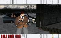 First stage cutscene