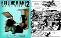 Image related to Hotline Miami 2: Wrong Number Digital Comic game sale.