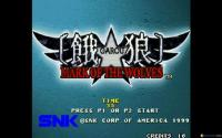 GAROU: MARK OF THE WOLVES download