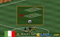 Select half or ball