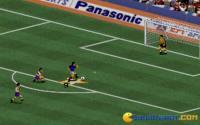 Alone against the goal keeper