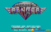 Airborne Ranger download
