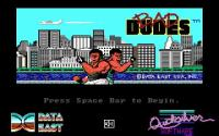 Bad Dudes download