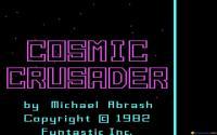 Cosmic Crusader download