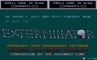 Exterminator download