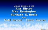 Visual design & art