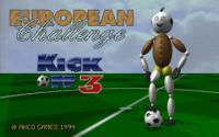 Kick Off 3: European Challenge download