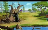 A snapshot extracted from gameplay video.
