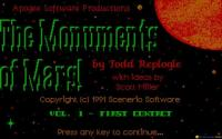 Monuments of Mars download